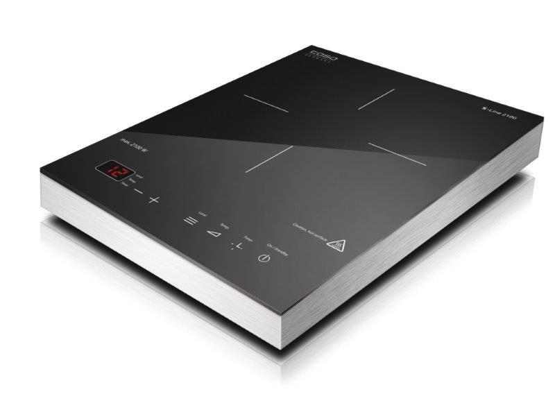 Placas de inducción portatil doméstica