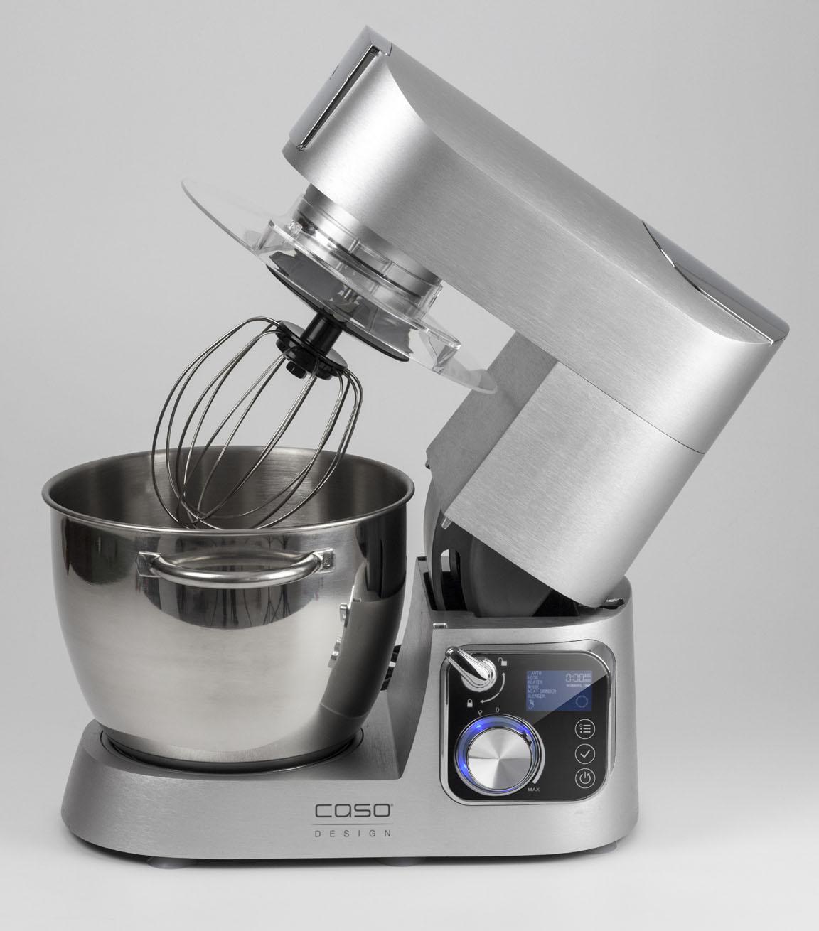 Robot de cocina km 1200 chef caso germany tienda for Robot de cocina chef titanium